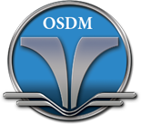 OSDM (Online School Data Management) Logo