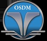 OSDM (Online School Data Management) Logo
